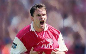 Marc Overmars Arsenal