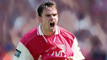 Marc Overmars Arsenal