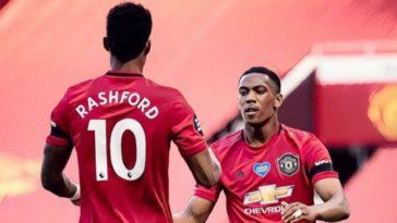 Martial Rashford Manchester United