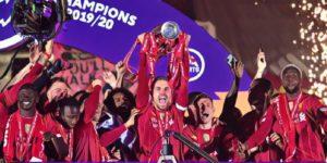 Henderson Liverpool Premier League champions 2019/20