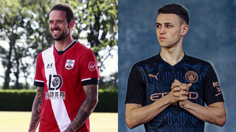 best premier league kits 2020/21 arsenal man city everton southampton west ham