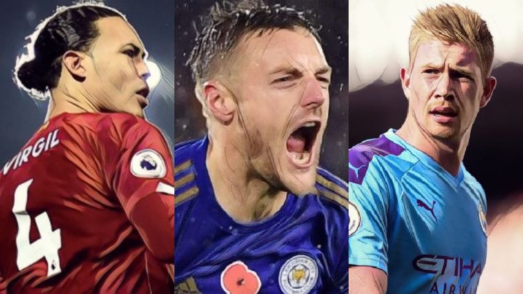 premier league team of the year 2019/20