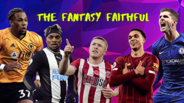 Fantasy Faithful podcast how to make best transfers captaincy picks fpl