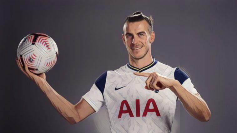 Gareth Bale Spurs Premier League