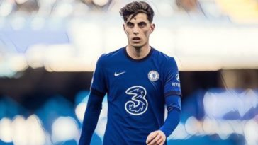 kai havertz chelsea premier league