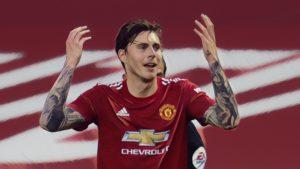 lindelof manchester united premier league