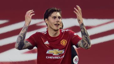 lindelof manchester united premier league