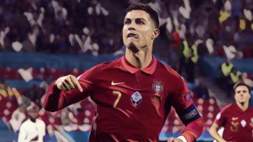 portugal and manchester united forward, cristiano ronaldo