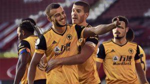 Romain Saiss Wolves Premier League