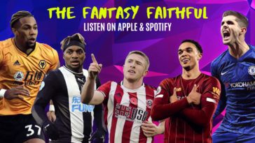 The Fantasy Faithful FPL podcast fantasy premier league podcast