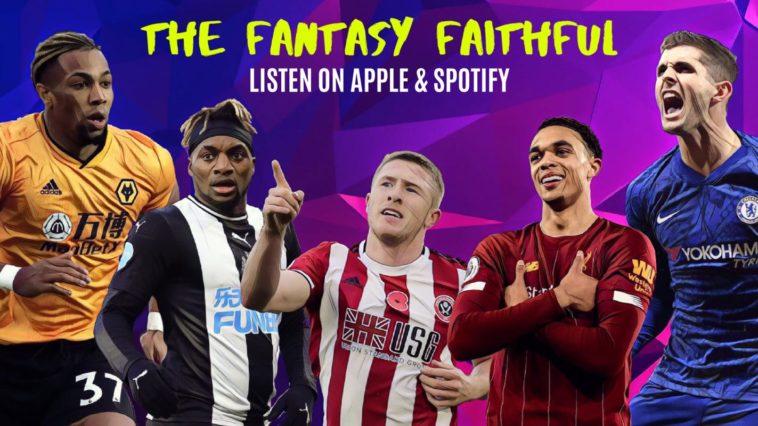 The Fantasy Faithful FPL podcast fantasy premier league podcast