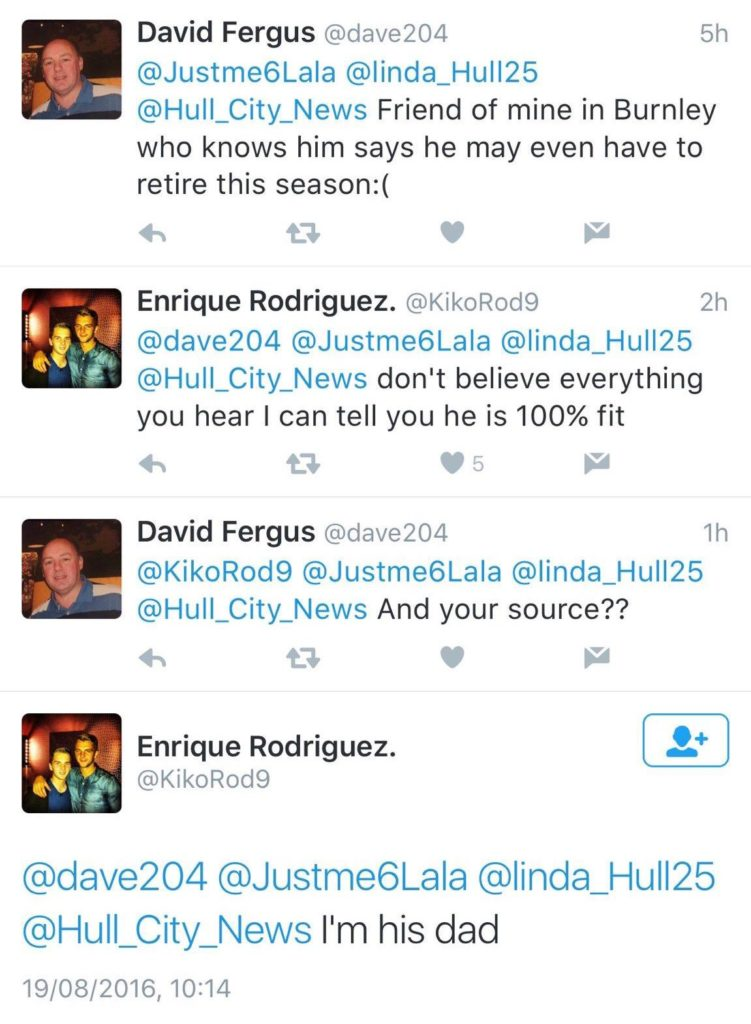 best football tweets ever