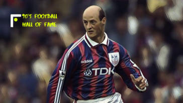 Attilio Lombardo Crystal Palace premier league 90s podcast