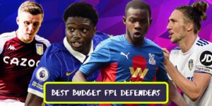 fantasy premier league Best budget defenders fpl