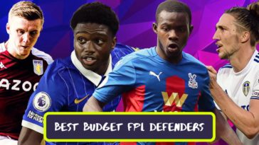 fantasy premier league Best budget defenders fpl