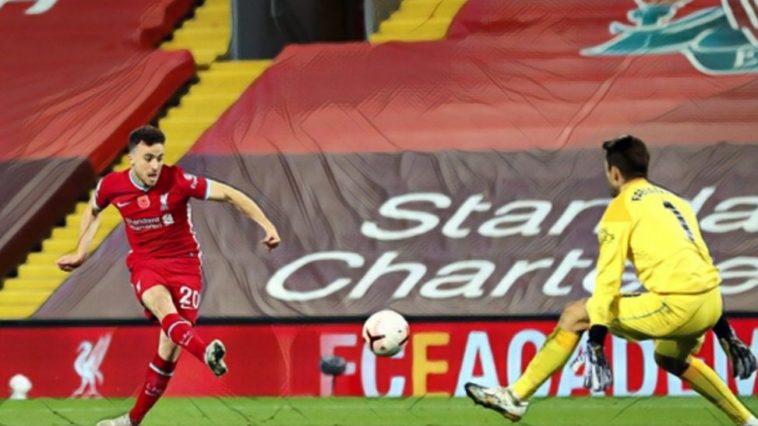 Diogo Jota Liverpool Premier League