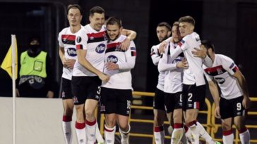 dundalk league of ireland europa league