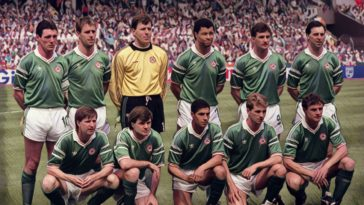 best Ireland jerseys ever