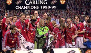 Man united premier league 1999