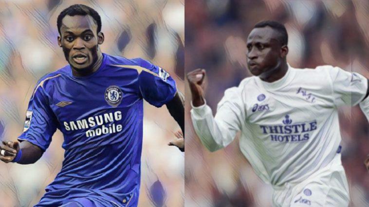best ghanaian footballers premier league essien yeboah partey