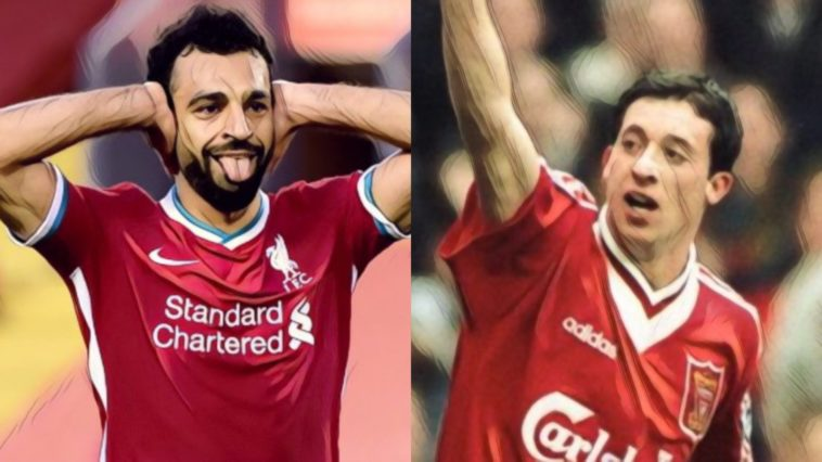 liverpool fastest 100 goals salah fowler premier league