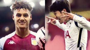premier league spurs villa liverpool man united leeds man city