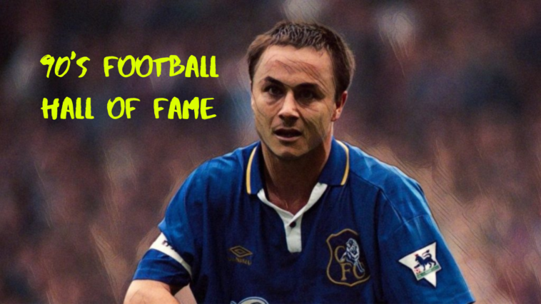 dennis wise chelsea premier league 90's podcast