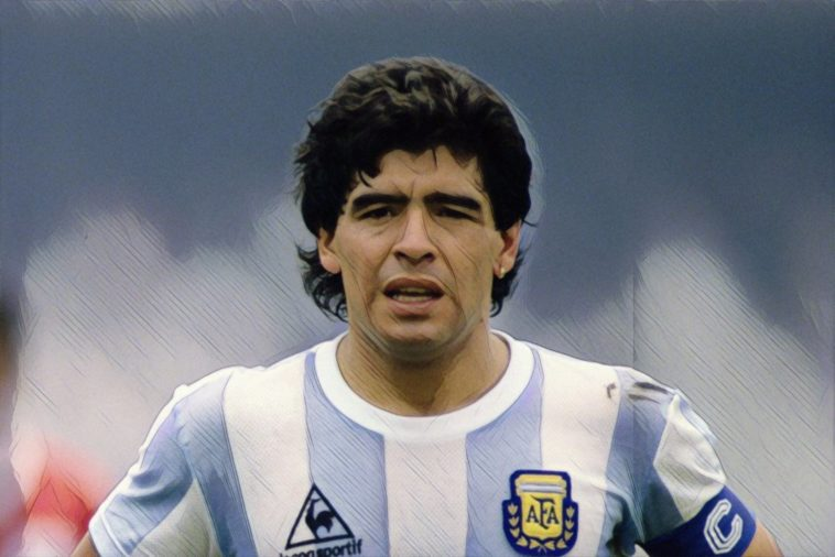 Diego Maradona dies age 60