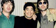 Diego Maradona facts oasis the pope sheffield united passarella castro