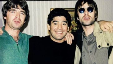 Diego Maradona facts oasis the pope sheffield united passarella castro