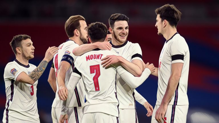 england southgate mount rice kane maguire trippier