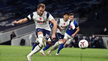 harry kane spurs premier league