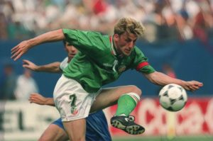 andy townsend ireland