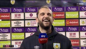 Jay Rodriguez Burnley Premier League