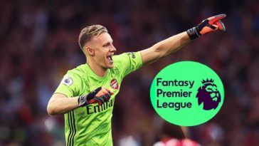 fantasy premier league team of the week for gameweek 9 leno fernandes son fpl gw9