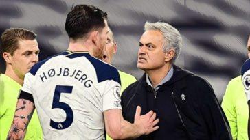 Jose Mourinho spurs premier league