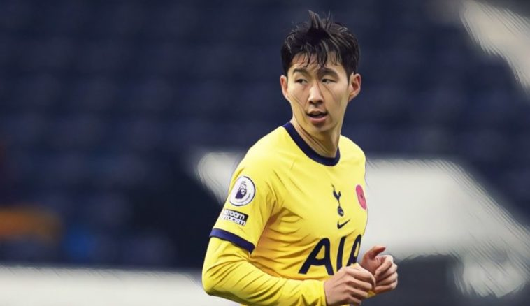 heung min son spurs