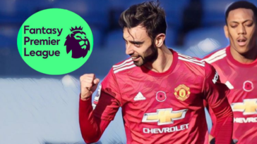 fantasy premier league best captaincy picks fpl gw9 bruno fernandes vardy grealish calvert lewin werner