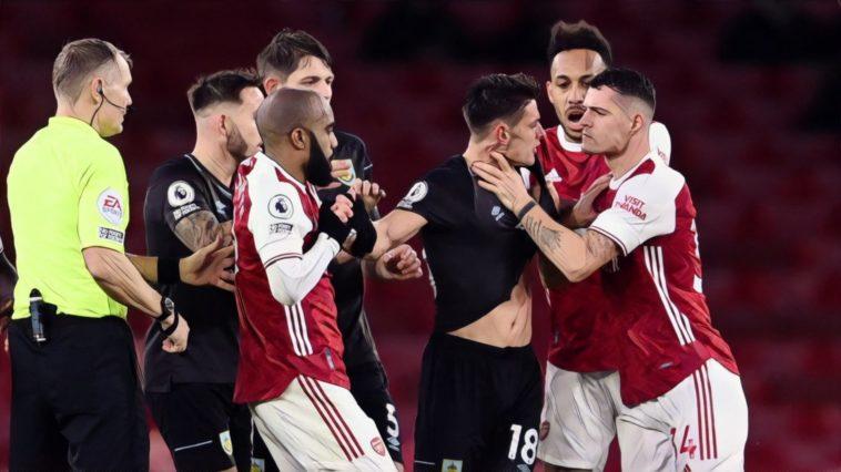 Granit Xhaka Arsenal Premier League