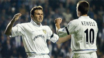 Leeds united top goalscorers premier league