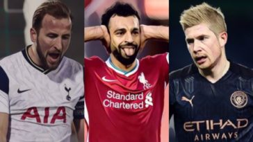 fantasy premier league best captains fpl gw12 salah kane de bruyne