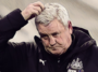 steve bruce newcastle united premier league