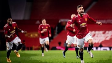 FA Cup Bruno Fernandes Man United Premier League