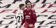 cavani manchester united premier league