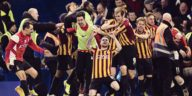 FA Cup fourth round 2014/15 Bradford Chelsea Man City Middlesbrough