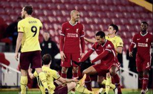 Fabinho Liverpool Burnley