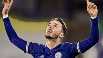 james maddison leicester city premier league