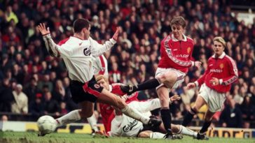 Liverpool Manchester United most famous cup matches