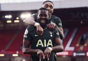 Tanguy Ndombele Tottenham Hotspur Premier League