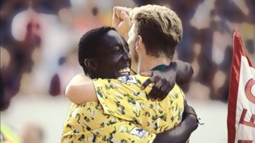 Norwich City 1992-93 Premier League Sutton Ruel Fox Robins